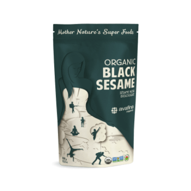 Avafina Organic Black Sesame