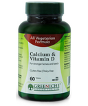 Greeniche Calcium & Vitamin-D