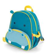 Skip Hop Zoo Packs Little Kid Backpack Hippo Design