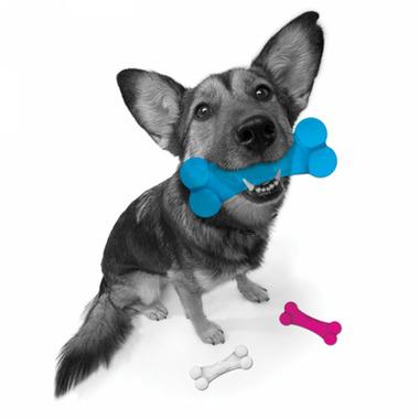 Petprojekt Large Dogbon Dog Toy in Blue