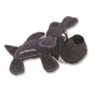 Mammoth Squeakies Dog Denim Dog Toy Small 8 Inch