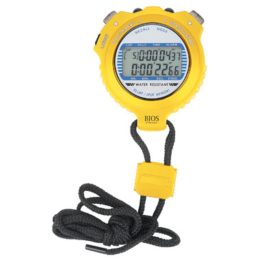 Bios Fitness Professional Stopwatch