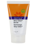 Derma E Very Clear Scrub