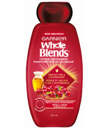 Garnier Whole Blends Cranberry Argan Oil Colour Care Shampoo