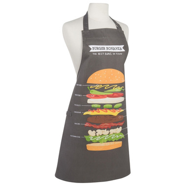 Now Designs Burger Bonanza Apron