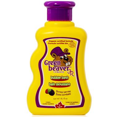 Green Beaver Jr. Boreal Berries Bubble Bath
