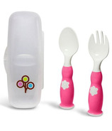 Zoli Ergonomic Fork & Spoon Set