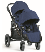 Baby Jogger City Select Second Seat Kit Cobalt with Black Frame