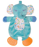 Manhattan Toy Teether Elephant Snuggle Blankie