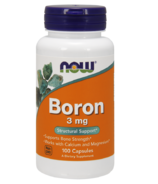 NOW Foods Boron(Ca Borogluconate)