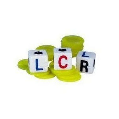 LCR: Left, Centre, Right