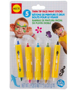 Alex Twin Tip Face Paint Sticks