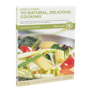 Simple Steps To Natural, Delicious Cooking with Michel Nisch