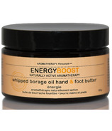 Nuworld Botanicals Energy Boost Whipped Borage Oil Hand & Foot Butter