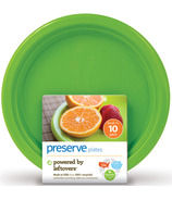 Preserve On The Go Small Plates Apple Green