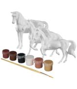 Breyer Horses Spirit Riding Free Deluxe Spirit & Friends Painting Kit