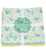 Now Designs Floursack Meadowlark Tea Towel Set