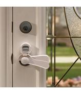 KidCo Door Lever Lock White
