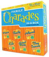 Family Charades In-A-Box Compendium