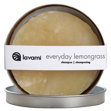 Lavami Everyday Lemongrass Shampoo Bar