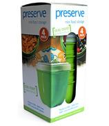 Preserve Mini Food Storage Apple Green