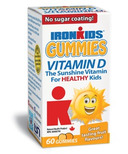 IronKids Gummies Vitamin D