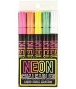 International Arrivals Neon Chalkables Liquid Chalk Markers