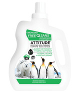 ATTITUDE 2-In-1 Laundry Detergent + Fabric Softener