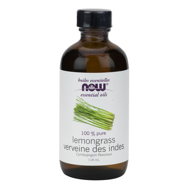 NOW Essential Oils Lemongrass Oil