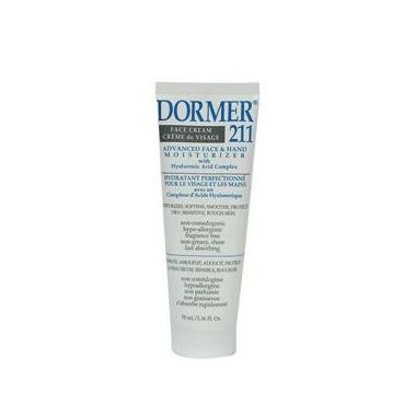Dormer 211 Advanced Face & Hand Moisturizer
