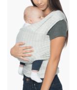 Ergobaby Lightweight Aura Wrap Grey Stripes