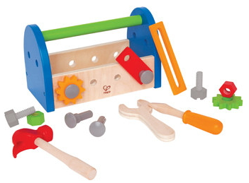 Buy Hape Toys Fix It Tool Box At Well Ca Free Shipping
