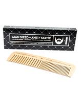 Always Bearded Lifestyle Anti-Static Maple Beard Comb