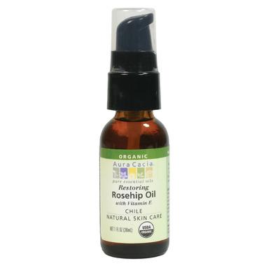 Aura Cacia Organic Rosehip Skin Care Oil