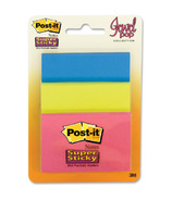 Post-it Super Sticky Notes Combo Jewel Pop