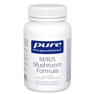 Pure Encapsulations M/R/S Mushroom Formula