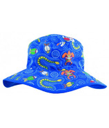 Banz Boys Reversible Coolgardie Bucket Hat