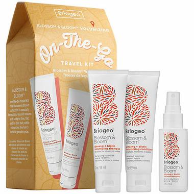 Briogeo Blossom & Bloom Volumizing On-The-Go Travel Kit