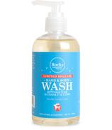 Rocky Mountain Soap Co. Vanilla Candy Cane Body Wash