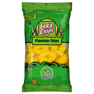 Inka Chips Plantain Chips