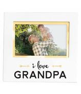 Pearhead I Love Grandpa Sentiment Frame