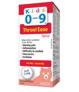 Homeocan Kids 0-9 Throat Ease Syrup