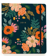 Rifle Paper Co. 2018 Lively Floral Covered Planner
