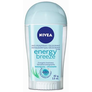 Nivea Energy Breeze Antiperspirant Stick