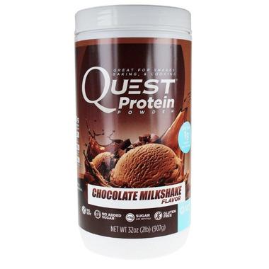 Quest Nutrition Chocolate Milkshake Protein Powder