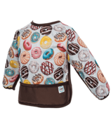 Bummis Sleeved Bib Donut