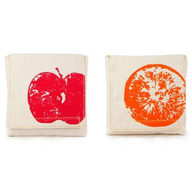 Fluf Apples & Oranges Snack Packs