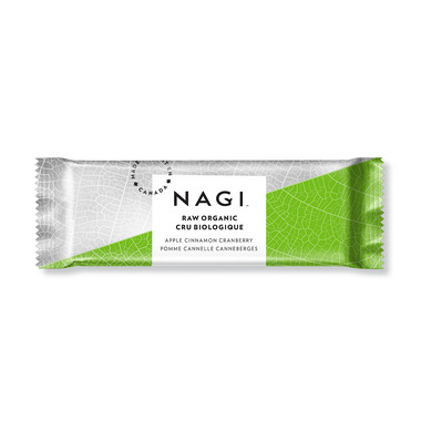 NAGI ORGANIC RAW ENERGY BAR