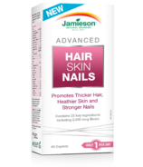 Jamieson Advanced Hair, Skin & Nails