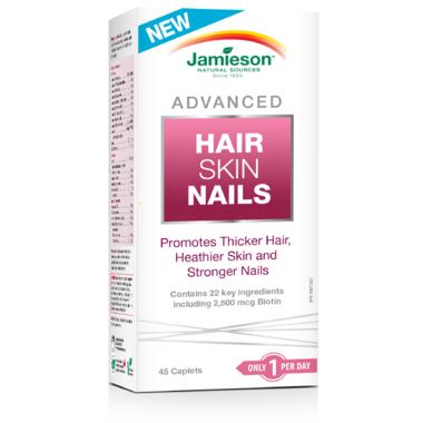 Jamieson Advanced Hair, Skin & Nails